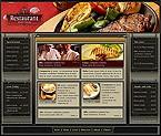 webdesign : cafe, taste, dinner