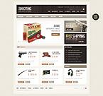 webdesign : shooting, Glock, ammunition