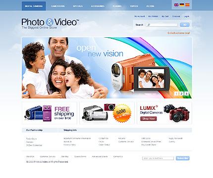 webdesign : Big, Screenshot 35274