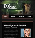 webdesign : blog, photography, photos