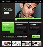 webdesign : businaux, stocks, team