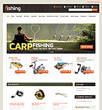 webdesign : rods, swimbaits, tools
