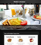 webdesign : cafe, hotel, amusement
