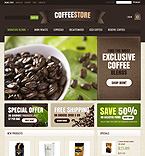 webdesign : caffeine, investor, coffee