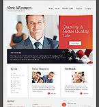 webdesign : member, information, candidates