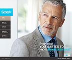 webdesign : generix, success, industry