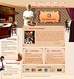 webdesign : food, wine, discount