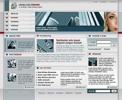 webdesign : Big, Screenshot 3667