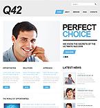 webdesign : q42, flex, web