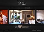 webdesign : interior, light, booking