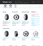 webdesign : valves, parts, styling