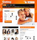 webdesign : dating, agency, couple