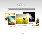 webdesign : choir, faith, in