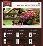 webdesign : rose, Pinot, bottle