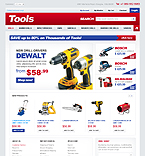 webdesign : industrial, drill, lawn-mower