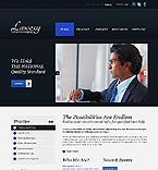 webdesign : biography, client, advocacy