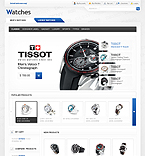 webdesign : company, tradition, Tissot