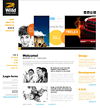 webdesign : painters, portfolio