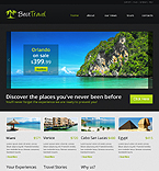 webdesign : resort, liner, destination