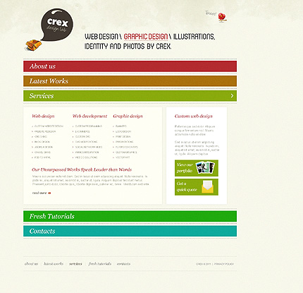 webdesign : Big, Screenshot 36748