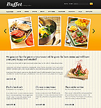webdesign : service, dinner, products