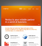 webdesign : industry, customer, support