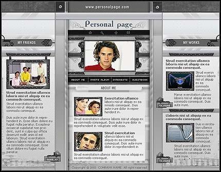 webdesign : Big, Screenshot 3781