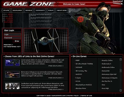 webdesign : Big, Screenshot 3916