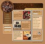 webdesign : pot, tree, Arabica