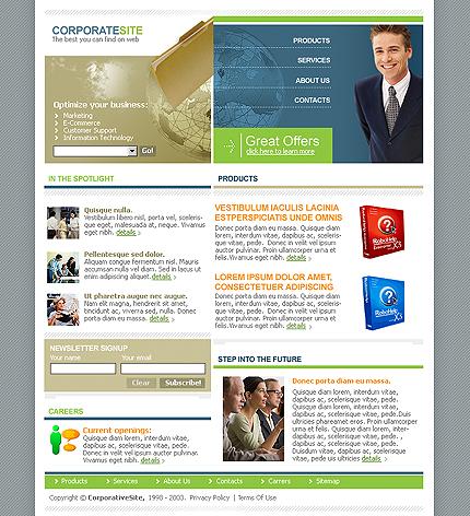 webdesign : Big, Screenshot 4014