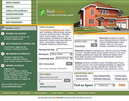 webdesign : Big, Screenshot 4067