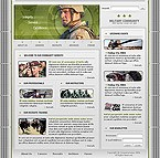 webdesign : vacancies, career, war