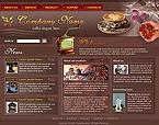 webdesign : coffee-mill, tree, sales