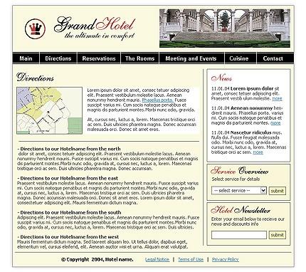 webdesign : Big, Screenshot 4227