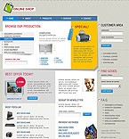 webdesign : shop, accessories, PC