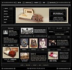 webdesign : funeral, burial, undertakers