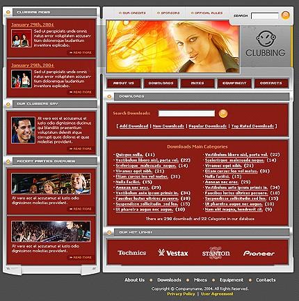 webdesign : Big, Screenshot 4294