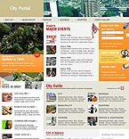 webdesign : portal, business, speeches