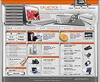 webdesign : shop, MP3, player