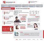 webdesign : domain, site, server