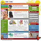 webdesign : care, furniture, mother