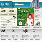 webdesign : real, finance, engineering