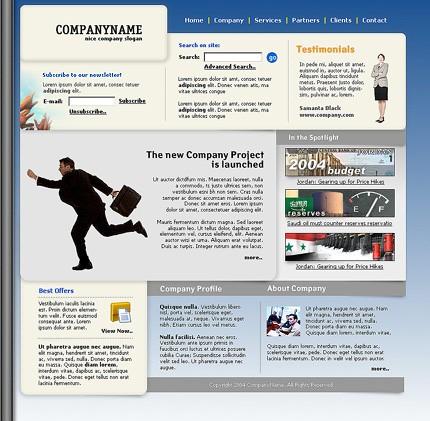 webdesign : Big, Screenshot 4868