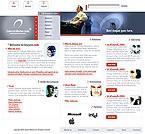 webdesign : lawyer, affair, client