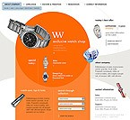 webdesign : online, watches, pointers