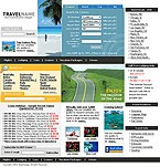 webdesign : tour, guide, apartments