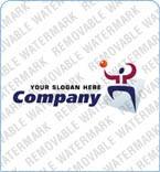 webdesign : logo, small, man