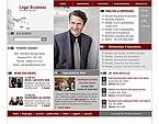 webdesign : membership, biography, specials