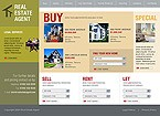 webdesign : estate, buildings, loan