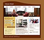 webdesign : hotel, cozy, offers